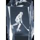 Cristal 3D - Hockey