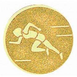 Disco Atletismo velocidad