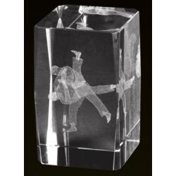 Cristal 3D - Judo