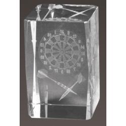Cristal 3D - Dardos